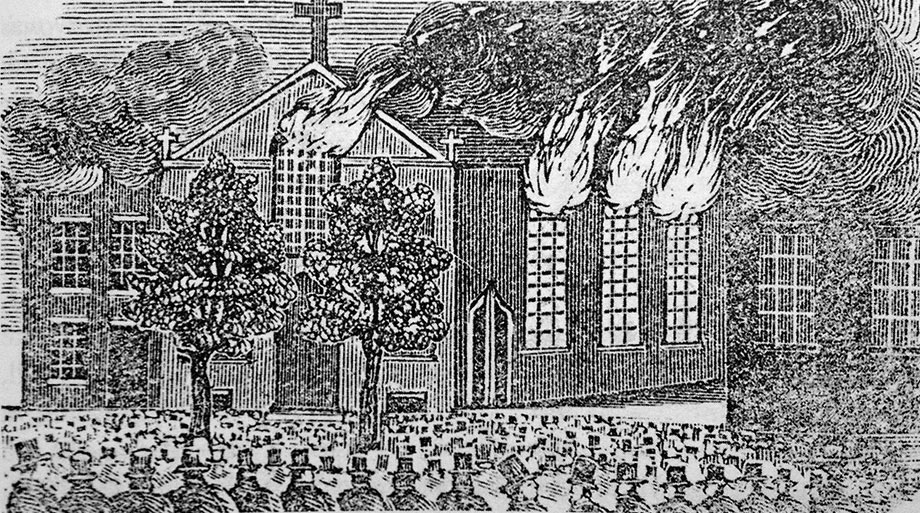 the significance of the anti catholicism riots in 1844s philadelphia Three articles on the philadelphia riots of 1844 contains: the philadelphia anti catholic riots catholic magazine, 1844 -- the anti catholic these materials are.