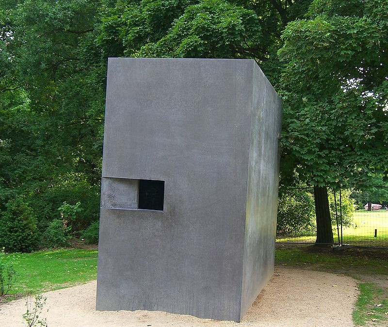 Monday's Monument: Memorial to Homosexuals Persecuted Under Nazism, Berlin, Germany