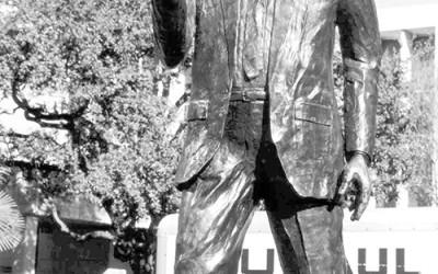 Monday's Monument: Avery C. Alexander Statue, New Orleans, LA