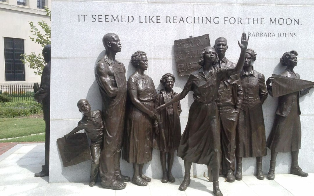 Monday's Monument: Civil Rights Monument, Richmond, VA