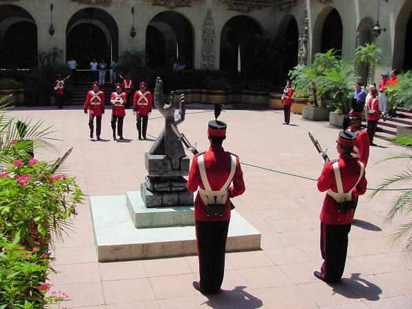 Monday's Monument: Monument to Peace, Guatemala City, Guatemala