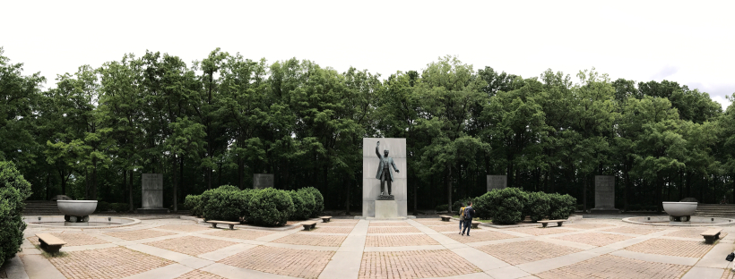 Monday's Monument: Theodore Roosevelt Island National Memorial, Washington, D.C.