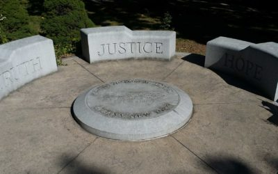 Monday's Monument: Crime Victims Memorial, Albany, New York