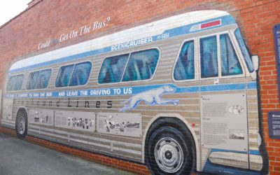 Monday's Monument: Freedom Rider's National Monument, Anniston, Alabama