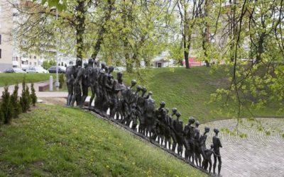 Monday's Monument: The Pit, Minsk, Belarus