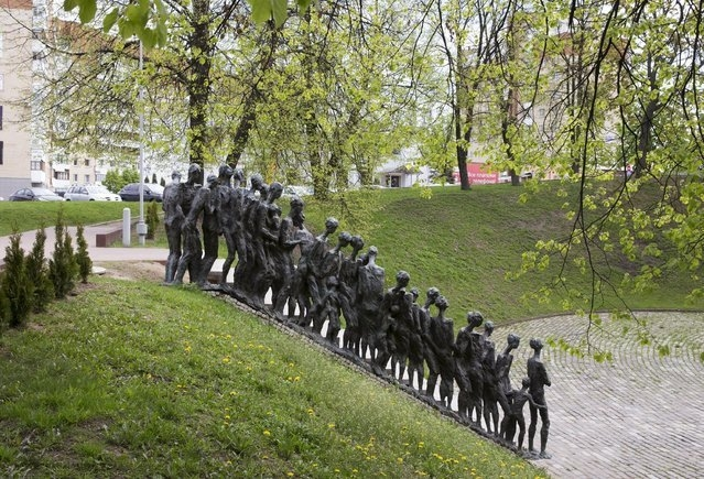 Monday's Monument: The Pit, Minsk, Belarus