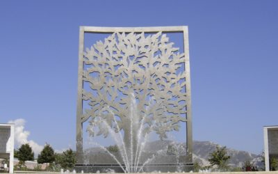 Monday's Monument: Tree of Hope, Marseille, France